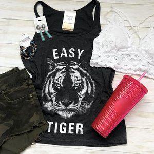 Tops - Easy Tiger Tank